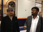 John Siddique and Ben Okri